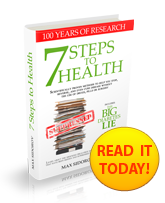 7 steps to health diabetes book